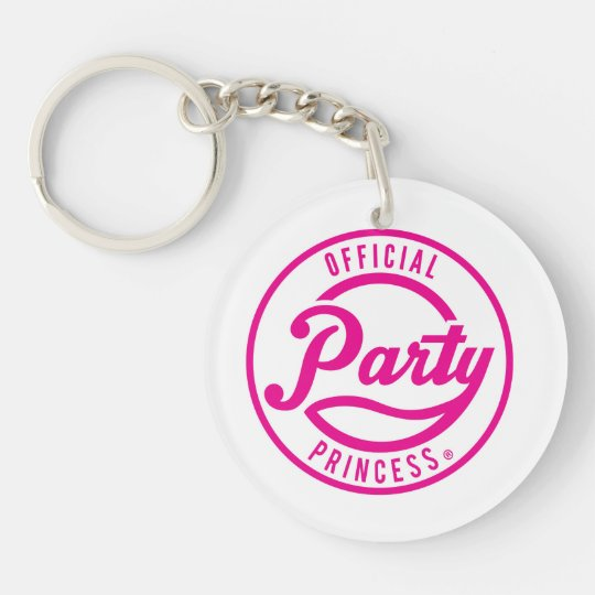 Party Princess® Brand Keychain