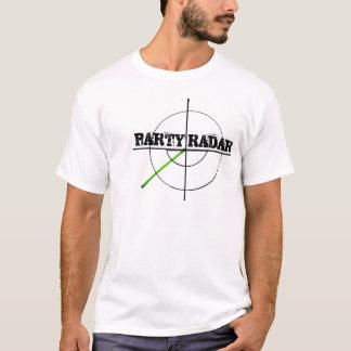 party radar by jokeapptv tm T-Shirt