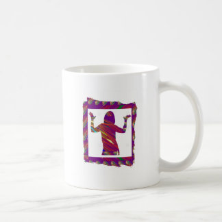 PARTY  RAP  Songs and Dancing Basic White Mug