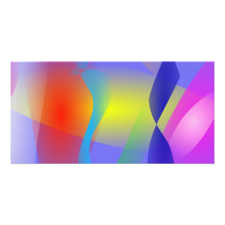 Party Room Art Picture Card