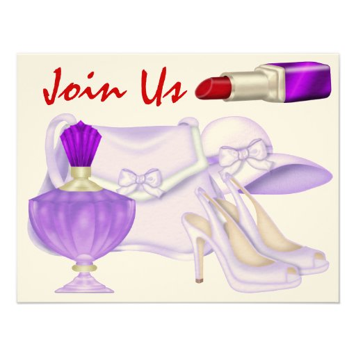 Party - SRF Personalized Invites