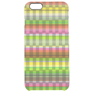 Party Stripe Clear iPhone 6 Plus Case