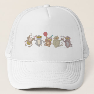 Party Tarsiers, Trucker Hat