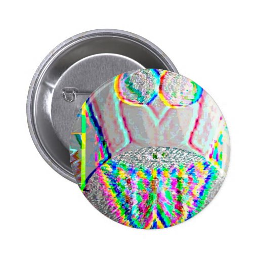 PARTY TIME ART for Clubs Cabarets Dancing Fun GIFT Button