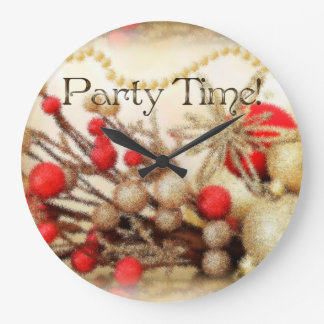 Party Time Clock