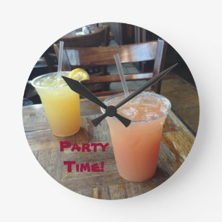 Party Time! Clock