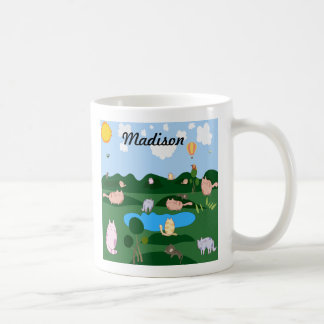 Party Time In Cat Country Coffee Mug