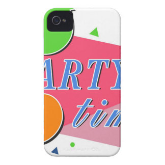 Party Time iPhone 4 Case-Mate Cases