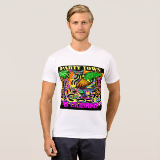 PARTY TOWN IN CALIFORNIA T-Shirt