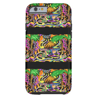 PARTY TOWN TOUGH iPhone 6 CASE