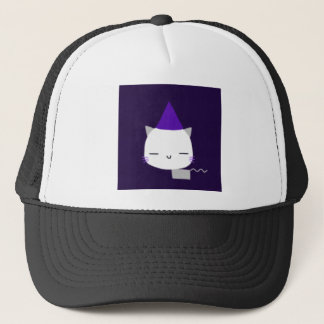 party trucker hat