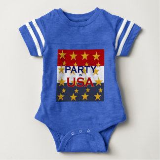 PARTY USA BABY BODYSUIT