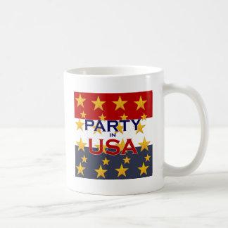 PARTY USA COFFEE MUG