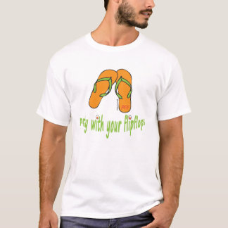 Party with your flipflops T-Shirt