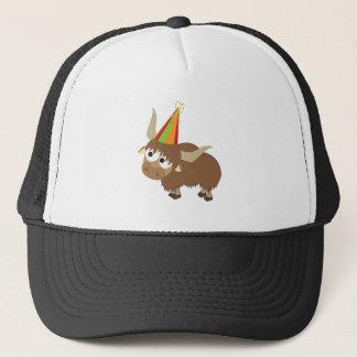 Party Yak Trucker Hat