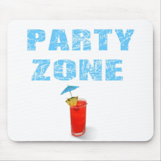 party zone mousepad