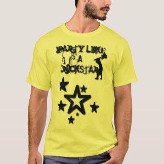 Partyrockstar3 T-Shirt