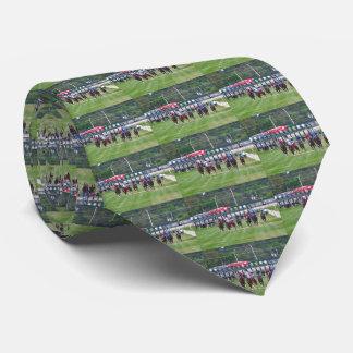 Parx Racing Tie