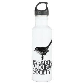 PAS Logo Stainless Steel Water Bottle