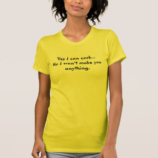 Pas pour vous tee shirts