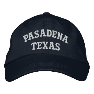 Pasadena Embroidered Hat