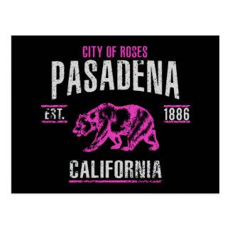 Pasadena Postcard