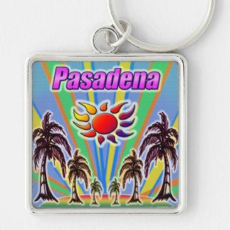 Pasadena Summer Love Keychain