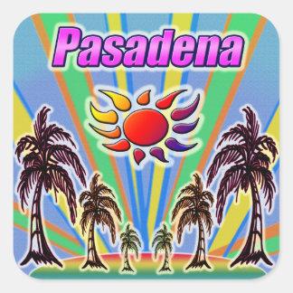 Pasadena Summer Love Sticker