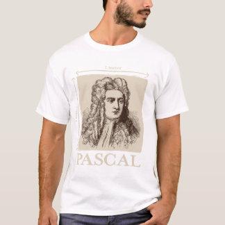 Pascal = 1 newton per square meter math joke T-Shirt