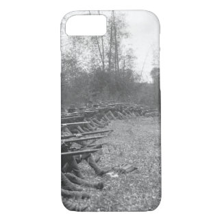 Pasign. Oregon Volunteer Infantry_War Image iPhone 7 Case