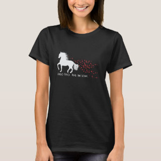Paso Fino.  Feel the love. T-Shirt
