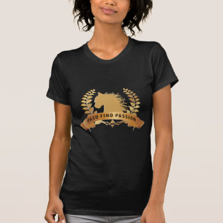 Paso Fino Passion Gold T-Shirt