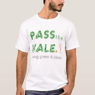 Pass the kale tee