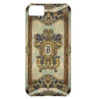 Passementerie Elegant Chic Damask Cover For iPhone 5C