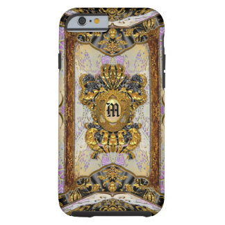Passementerie Madeline Elegant Chic Damask Tough iPhone 6 Case