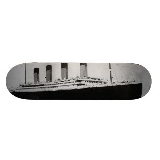 Passenger Liner Steamship RMS Titanic Skateboard Deck