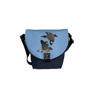 Passenger Pigeon Flight Messenger Bags