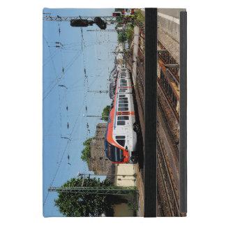 Passenger train in coarse home on the Rhine Case For iPad Mini
