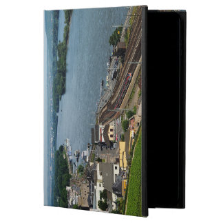 Passenger train in coarse home on the Rhine Powis iPad Air 2 Case