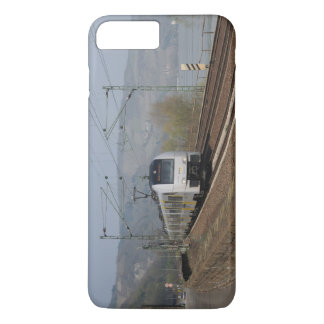Passenger train in Niederheimbach iPhone 8 Plus/7 Plus Case