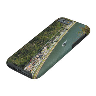 Passenger train to the Loreley Tough iPhone 6 Case