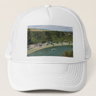 Passenger train to the Loreley Trucker Hat