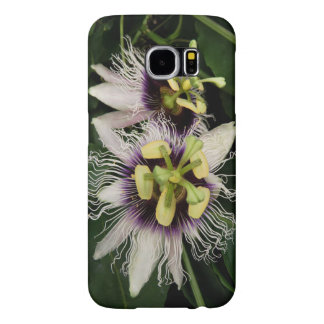 Passiflora Edulis Samsung Galaxy S6 Cases