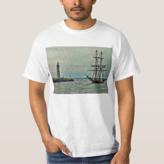 Passing The Lighthouse T-Shirt