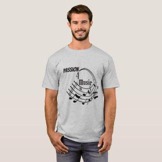 Passion 4 Music T-Shirt