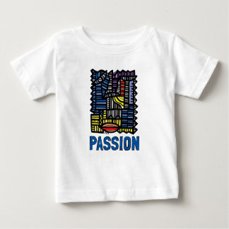 """""""Passion"""" Baby Fine Jersey T-Shirt"""