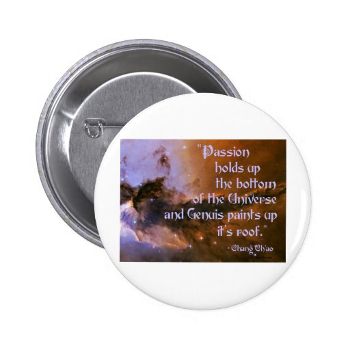 Passion Pinback Buttons