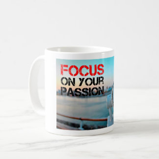 Passion Coffee Mug