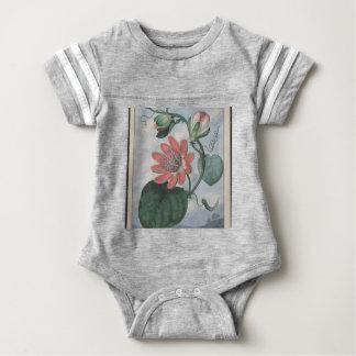 Passion Flower Baby Bodysuit