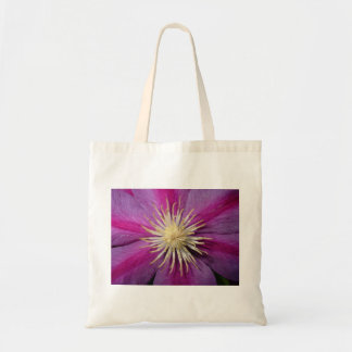 Passion Flower Pink Tote Bag